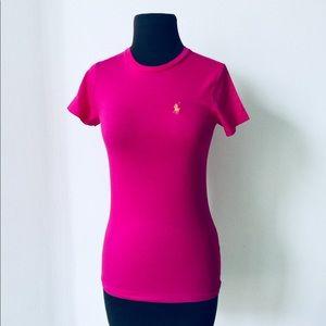 ❗️Ralph Lauren Sport Pink Tee MSRP $68!